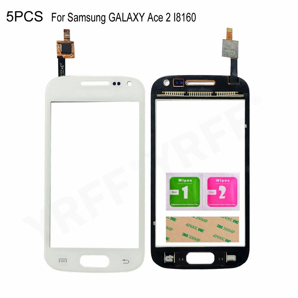 Sensor de pantalla i8160 para Samsung GALAXY Ace 2, digitalizador de pantalla...