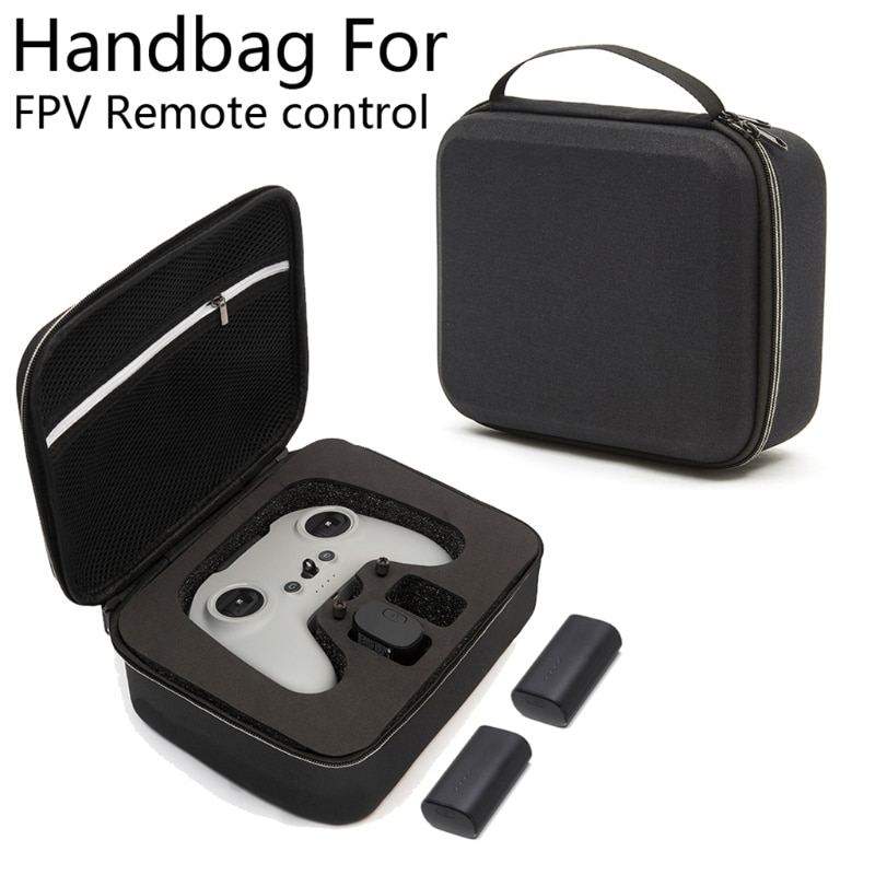 2021 New Control Storage Hard Box Portable Case Handle Protective Cover for dji- FPV