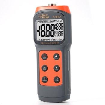 SMART SENSOR Digital Dissolved Oxygen Detector Meter Portable DO Tester Water Quality Tester Dissolved Oxygen Analyzer