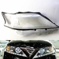 car headlight lens for lexus rx270 rx350 rx450 2012 2013 2014 headlamp lens car replacement auto shell