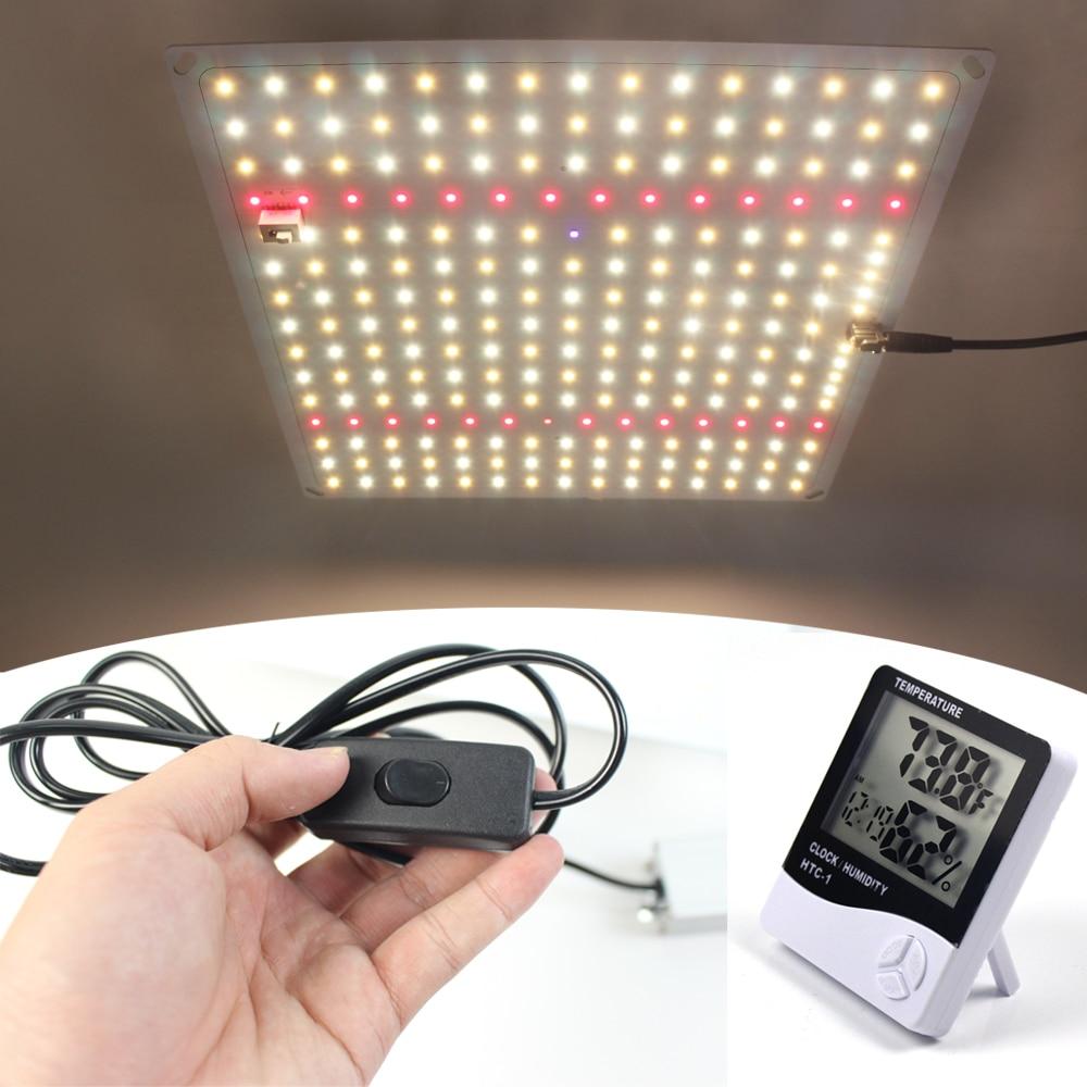 Полный спектр LED Grow Light Samsung LM281B 65 Вт лампа для внутреннего теплицы растут палатки растения Рост ограниченное время низкая цена продажа