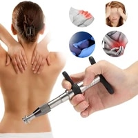 manual spine correction massager for slowing neck lumbar spine dislocation tailbone dislocation knees pain treatment instrument