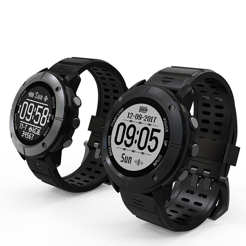 NEW Smart Watch GPS Altimeter Barometer Compass Heart Rate SOS Professional Outdoor Sports Watch IP68 200M Waterproof Smartwatch