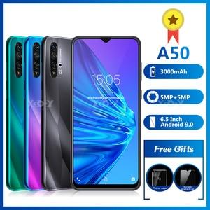 XGODY 3G смартфон с 6,5-дюймовым дисплеем, четырёхъядерным процессором, ОЗУ 1 ГБ, ПЗУ 4 Гб, 3000 мАч
