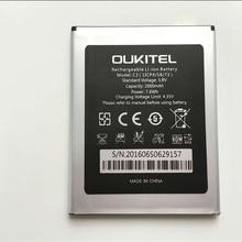Oukitel C3 Battery 100% Original 2000mAh Backup Battery Replacement For Oukitel C3 Mobile Phone+Trac