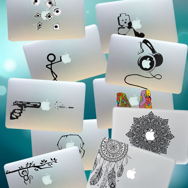 Vinyl Decal Sticker Skin Cover for Laptop Apple MacBook Air/Pro Laptop 13'' 15''