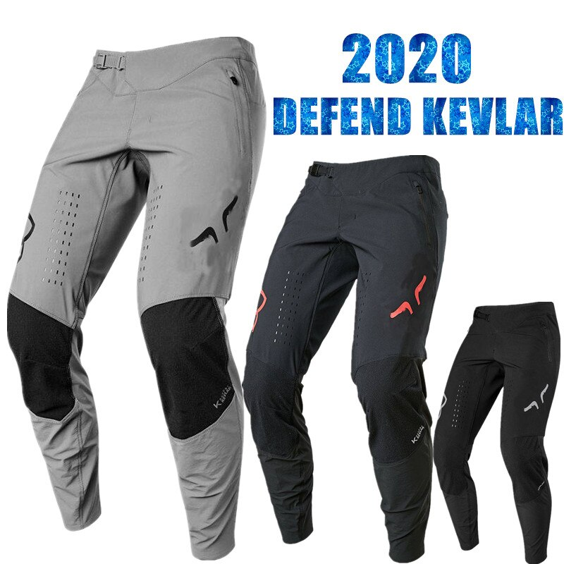 2020 STREAM defend MTB Pant Ride Mountain Bike Pant Motorcycle Warm XC Cycling Pant