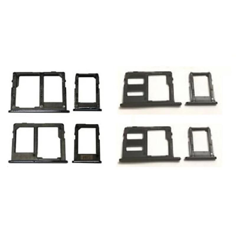 SD Holder Slot For Samsung Galaxy J610 J610F Dual&Single SIM Card Tray