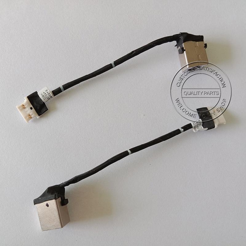 Entrada de alimentación DC Jack Cable para Acer Aspire E15 ES1-512 ES1-531...