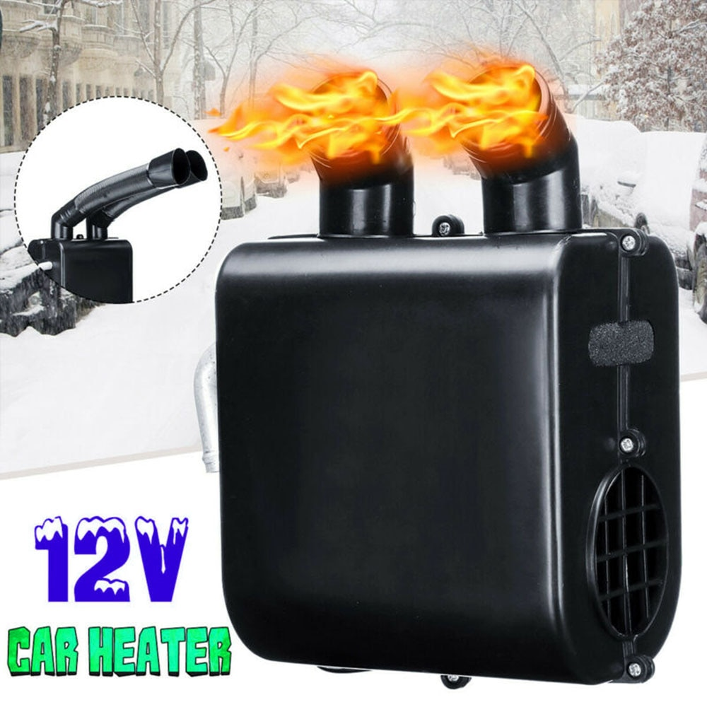 Calentador rápido Universal de 12V para coche, calentador de agua portátil de poco ruido para autocaravana, remolque, camiones, barcos