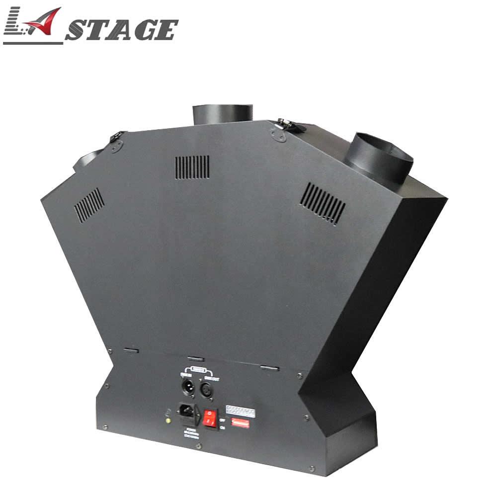 آلة حريق المسرح ذات 3 تأثيرات ، آلة لهب المسرح مع تأثير الإضاءة على المسرح ، شحن مجاني