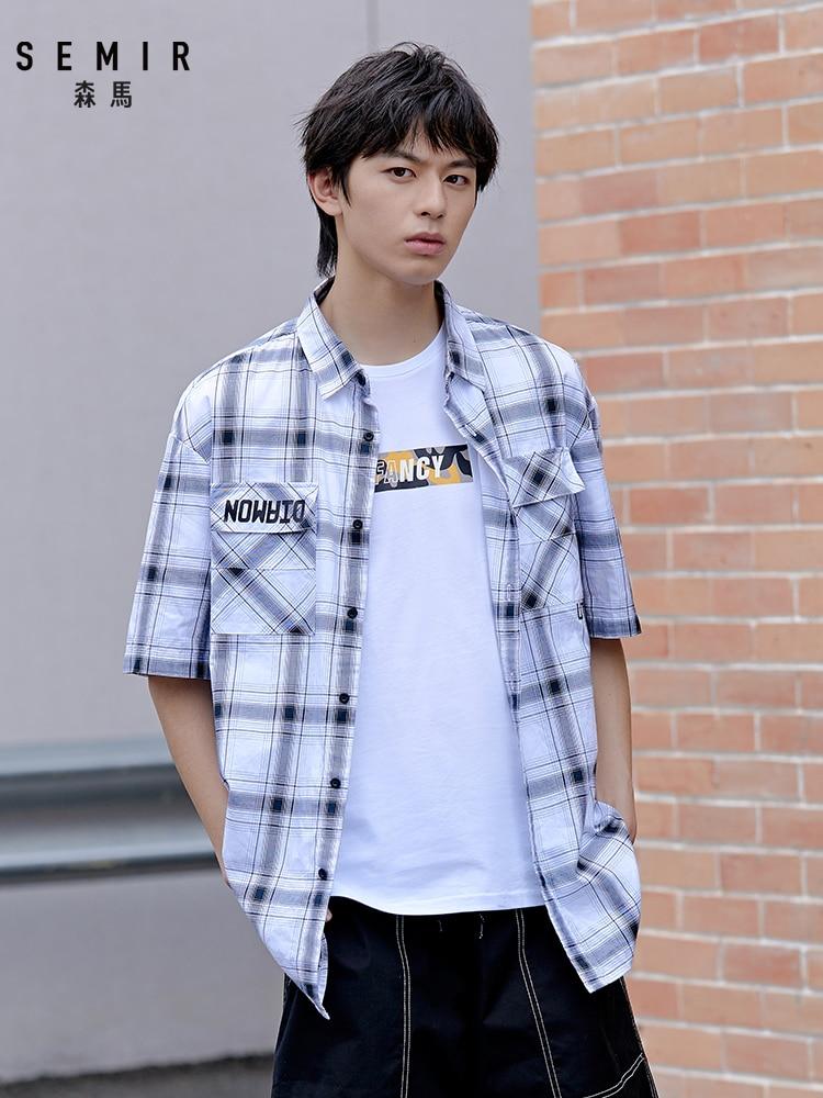 2020 nova maré ins impresso camisa de algodão hk sabor solto tshirt estudante
