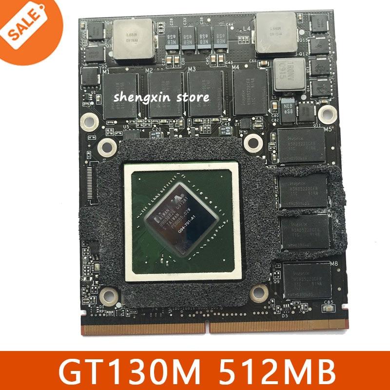 الأصلي GT130M GT 130M G94-701-A1 الجرافيك VGA فيديو بطاقة مجلس 661-4990 ل إيماك المبكر 2009 24