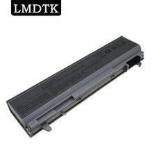 LMDTK Новый 6-ячейный Аккумулятор для ноутбука DELL E6400 E6500 E8400 E6410 E6510 PT434 PT435 PT436 PT437 KY265 KY266 Бесплатная доставка