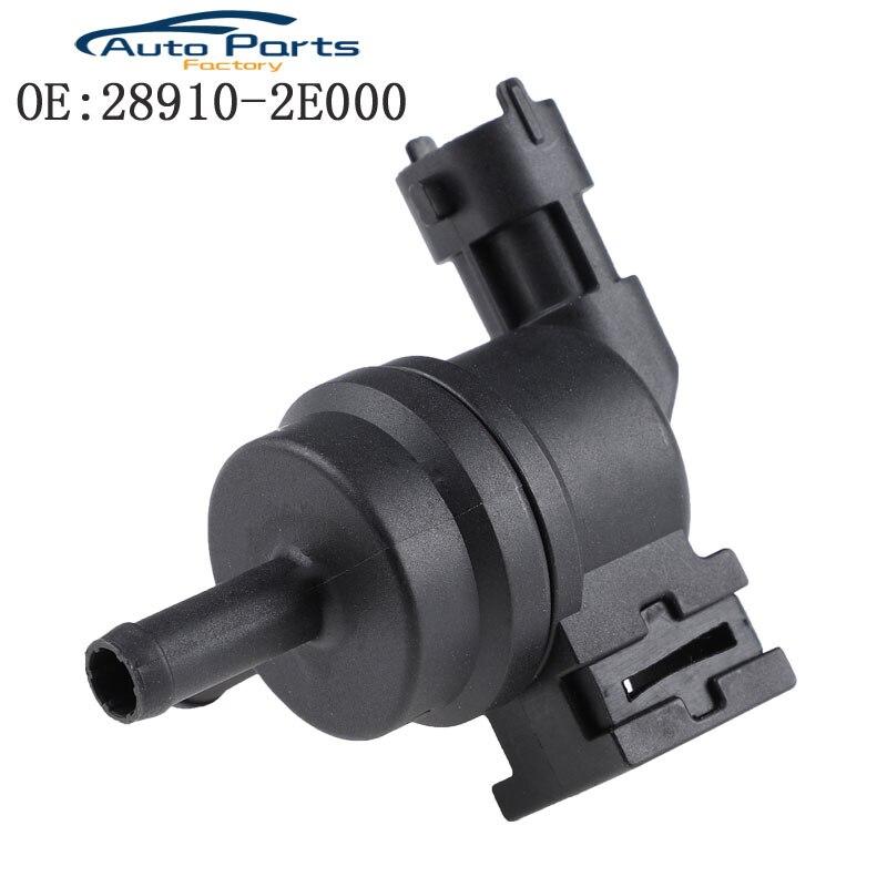 Nueva válvula de purga de recipiente de Vapor de combustible de alta calidad para Hyundai Kia 28910-2E000 289102E000