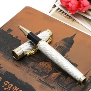 Classic Jinhao 1200 Complete Roller Ball Pen Dragon Clip