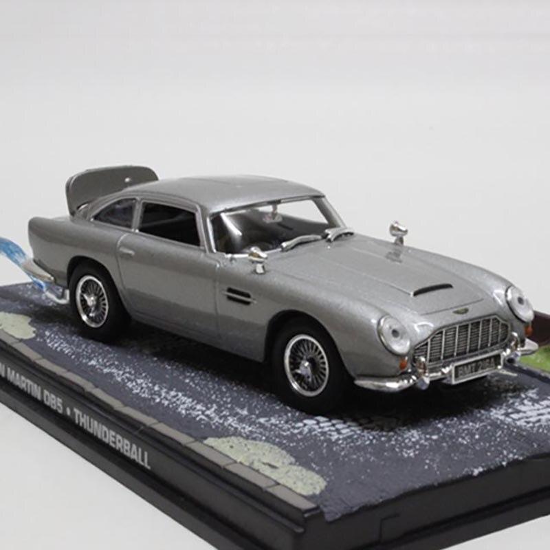Vehículo de metal fundido a presión de aleación a escala 1/43, modelo de coche UH 007, juguete para niños adultos, regalo de exhibición, decoración de souvenirs para el hogar