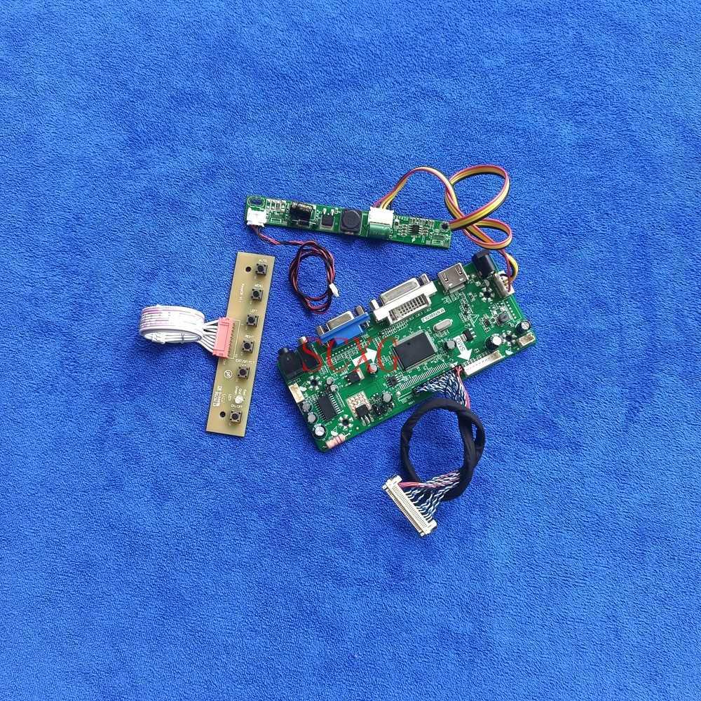 DVI VGA HDMI-متوافق LED LCD 30Pin LVDS لتقوم بها بنفسك عدة M.NT68676 لوحة تحكم شاشة تناسب HR270WU1/M270MWN1/LSM270HL03 1920*1080