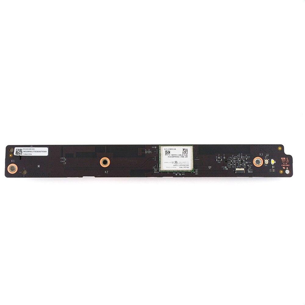Placa de interruptor de alimentação profissional em fora da placa de alimentação para xbox um x game console reparação parte acessórios
