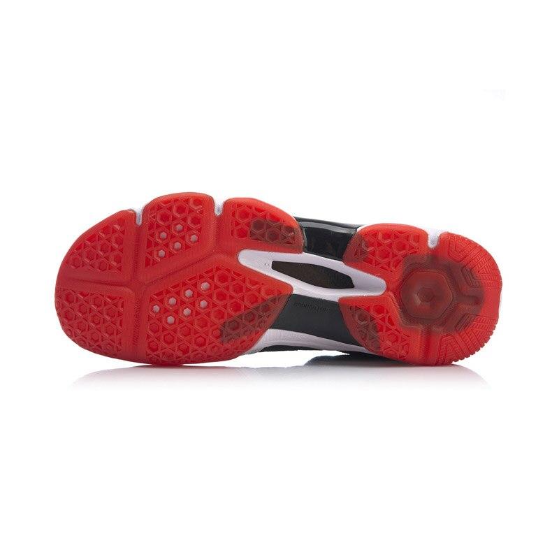 Мужская обувь для бадминтона Li-Ning SONIC BOOM 3,0, профессиональная обувь для бадминтона с углеродной подкладкой, спортивная обувь li ning AYZP009-2