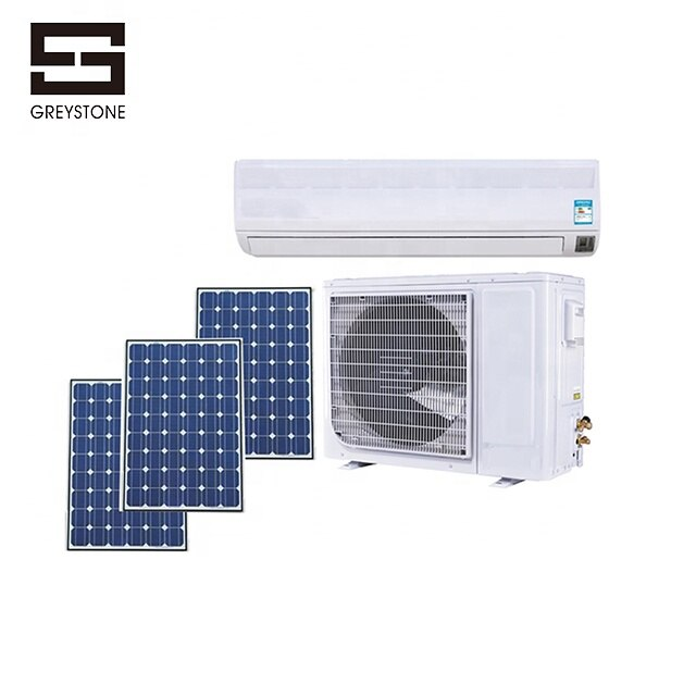 High Quality On Grid Inverter Wall Split Type Solar Air Conditioner