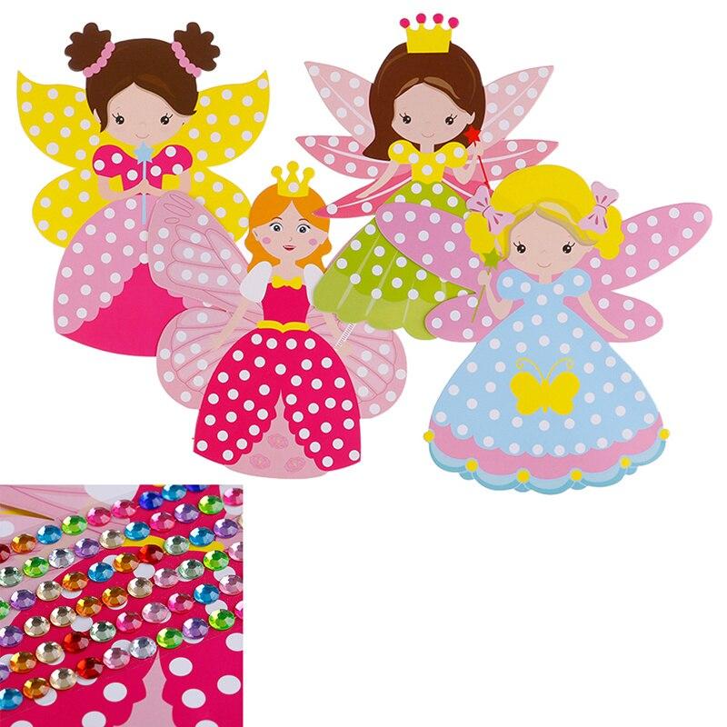 Детские сказочные игрушки ручной работы Princ Sti, материалы ручной работы, подарок для девочек, игрушки ручной работы
