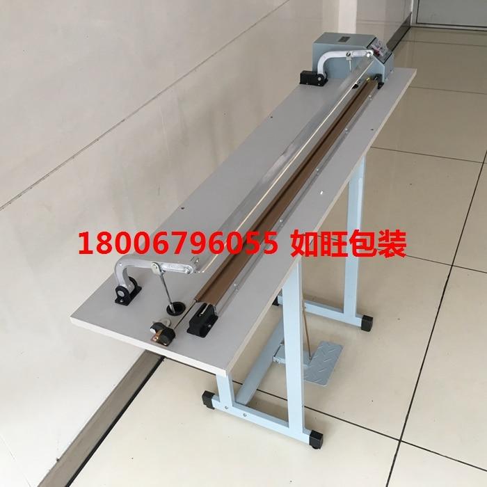 SF-B1000 من خلال نوع آلة الختم دواسة ختم آلة القدم ختم آلة الختم وماكينة قطع