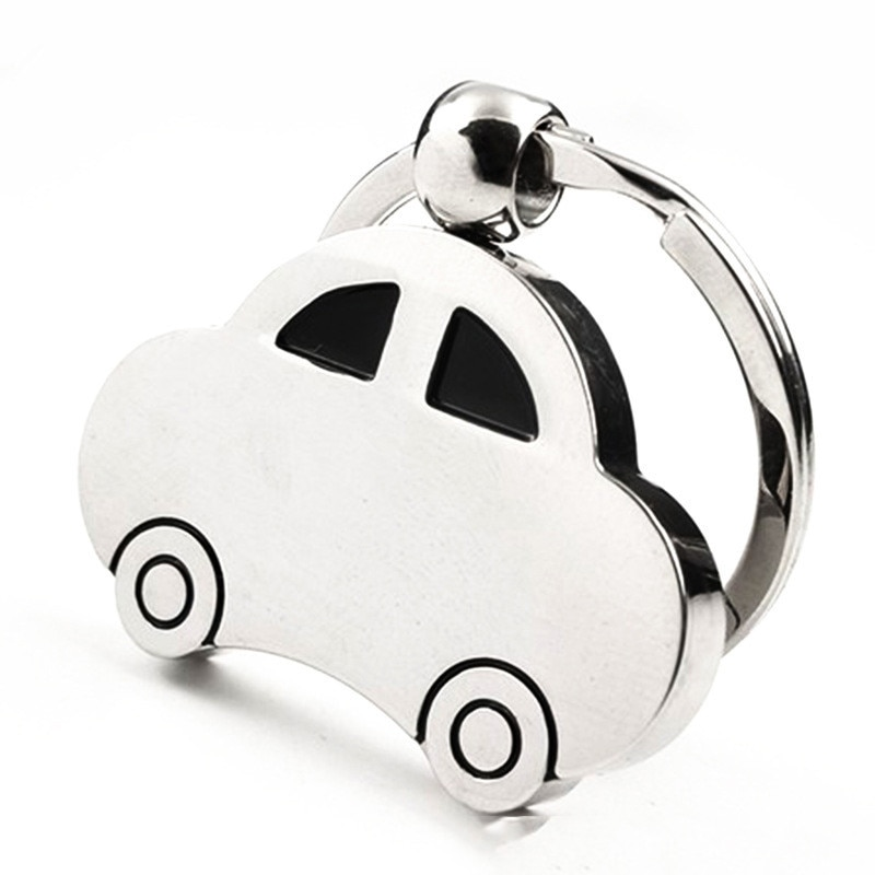 Estilo do carro chaveiro chaveiro modelo de automóvel chaveiro pingente presente para abarth citroen fiat vw lada skoda opel lexus isuzu jeep