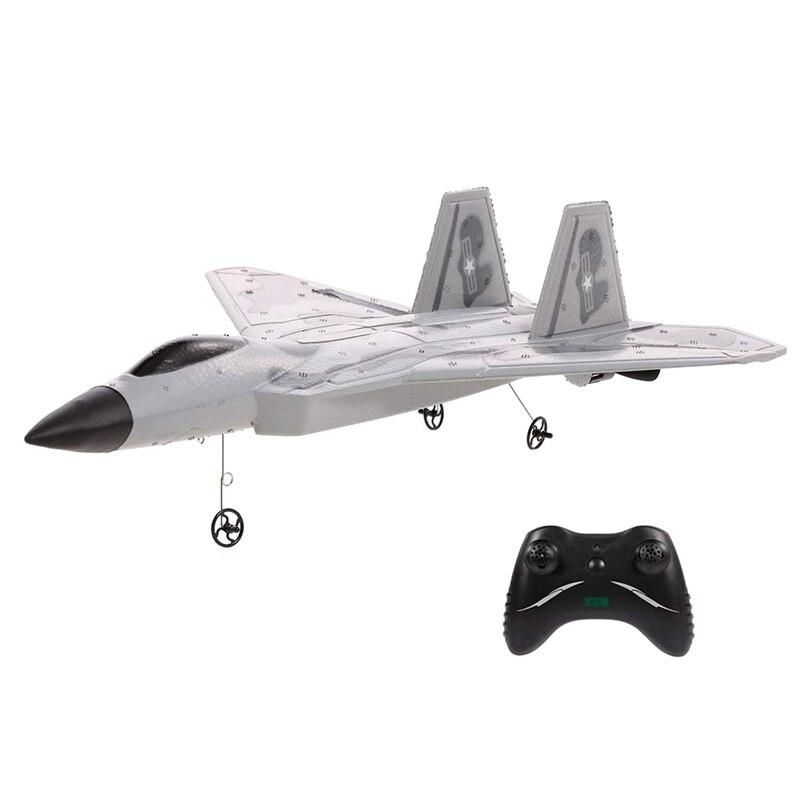 Modelo de avión a Control remoto FX822, 2CH EPP 2,4G, modelo de avión a Control remoto, Avión de lanzamiento, planeador, juguete interesante para niños, regalos