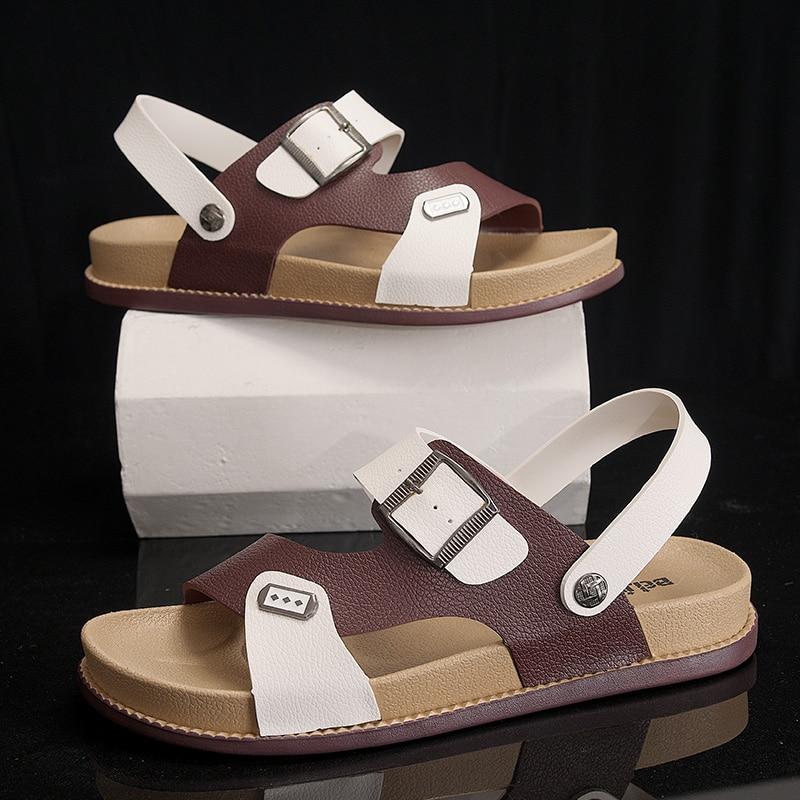 Sandalias de agua para Hombre, zapatos de verano para playa y exteriores,...