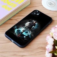 for iphone final fantasy xv noctis print soft matt apple iphone case 6 7 8 11 12 plus pro x xr xs max se