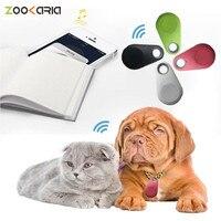 Умный мини GPS-трекер для домашних животных, водонепроницаемый, с Bluetooth, совместим с ключами от собак, кошек, Детские трекеры, оборудование для...