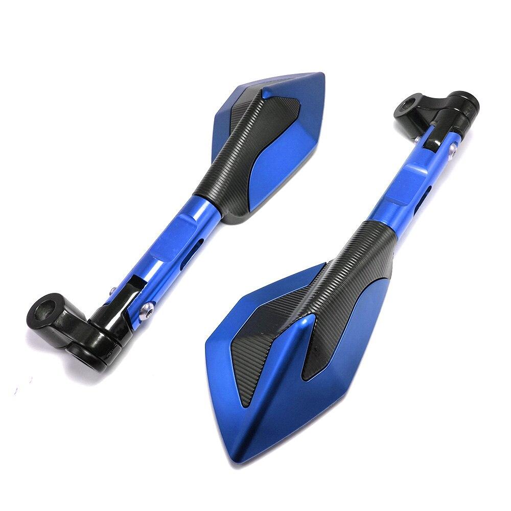 Universal Motorcycle accessories rearview mirror For HONDA cbf 1000 cbr 600 f4i shadow 750 cb 400f cb 1100f crf 450