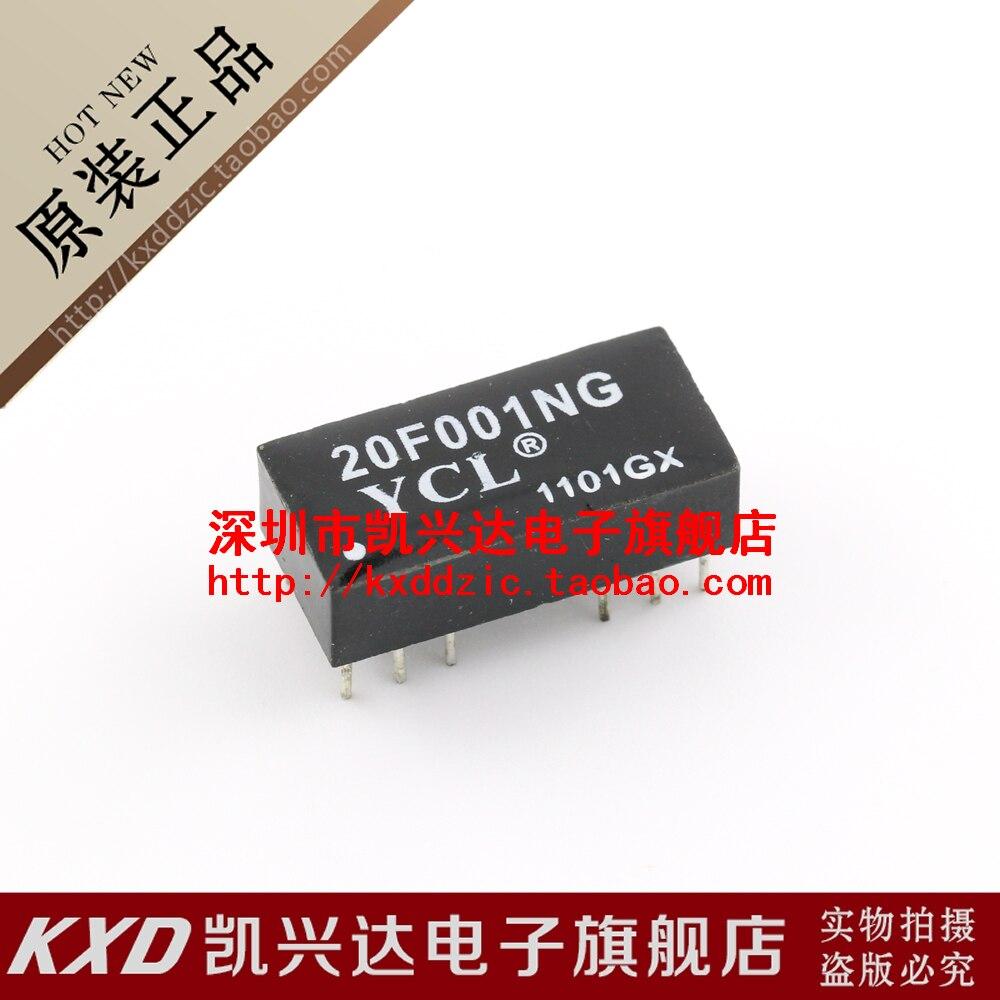 10 peças 20F001 20F001NG YCL DIP-12