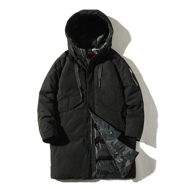 2020 зимние куртки с капюшоном, парки, мужские толстые мужские пальто с подкладкой, верхняя одежда, Мужская ветрозащитная верхняя одежда, курт...
