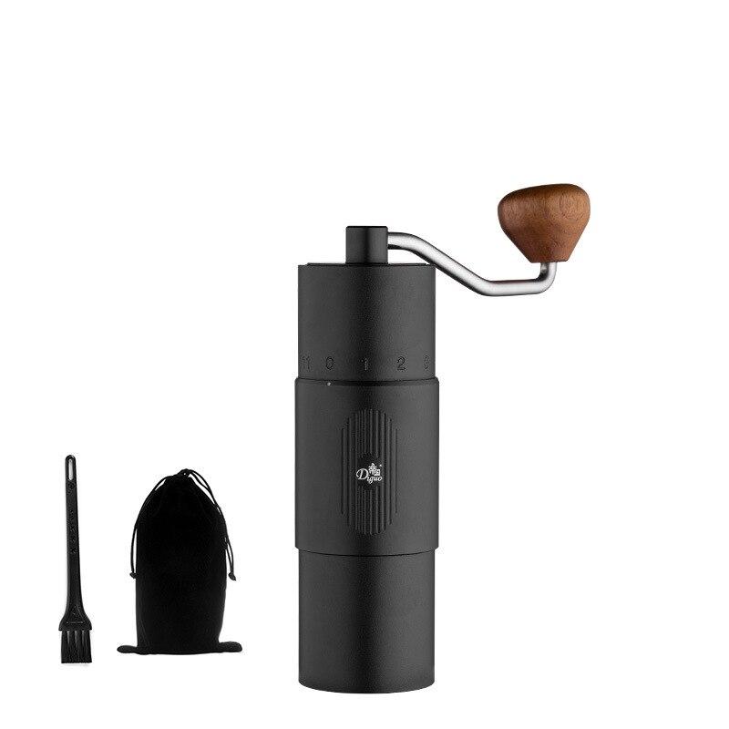المحمولة حتى دليل طاحونة القهوة لدغ اليد قابل للتعديل الصلب الأساسية خفيفة الوزن اليد مكرنك القهوة طاحونة المطبخ أداة