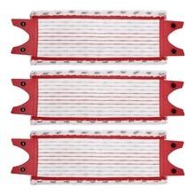 Remplacement de coussinets pour balai à franges, en Microfibre pour vadrouille Vileda UltraMax