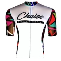 chaise mens summer cycling jersey breathable mtb short sleeve shirts triathlon shirt tops quick dry 2021 maillot ropa ciclismo