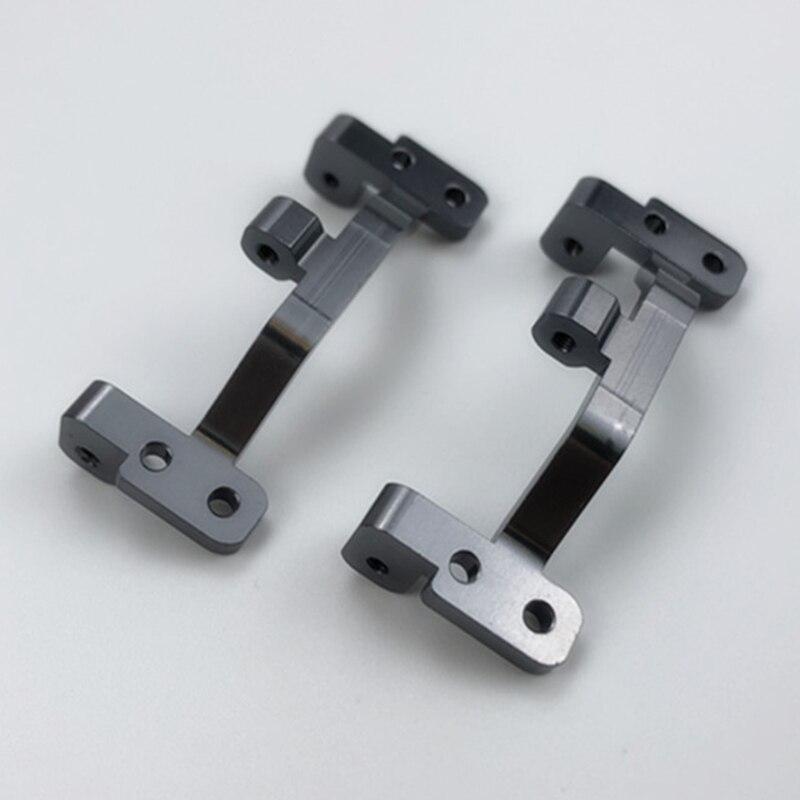 for WPL B1 B-1 B14 B-14 B24 B-24 C14 1/16 RC Car Spare Parts Upgrade Metal Pull Rod Steering Pull Rod Servo Rod Pull Rod Base enlarge