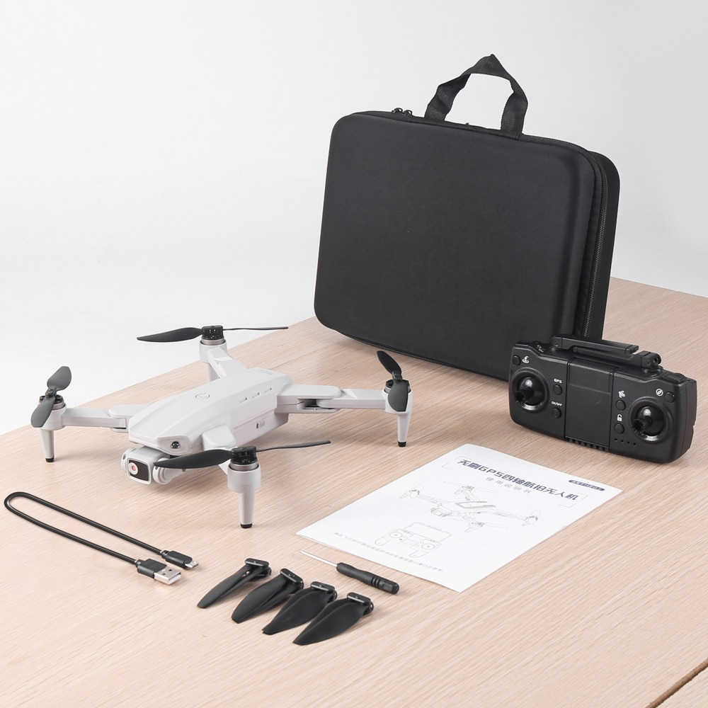 L900 Pro RC Drone 4K 5G GPS WiFi FPV 4K HD Wide Angle Camera Foldable Altitude Hold  Drone Quadcopter Profesional 28min 1km dron enlarge