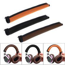 Remplacement bandeau coussin crochet housse pour Audio Technica ATH M50 M50S M50X M40 M40S M40X M30 casque casque pièces de réparation