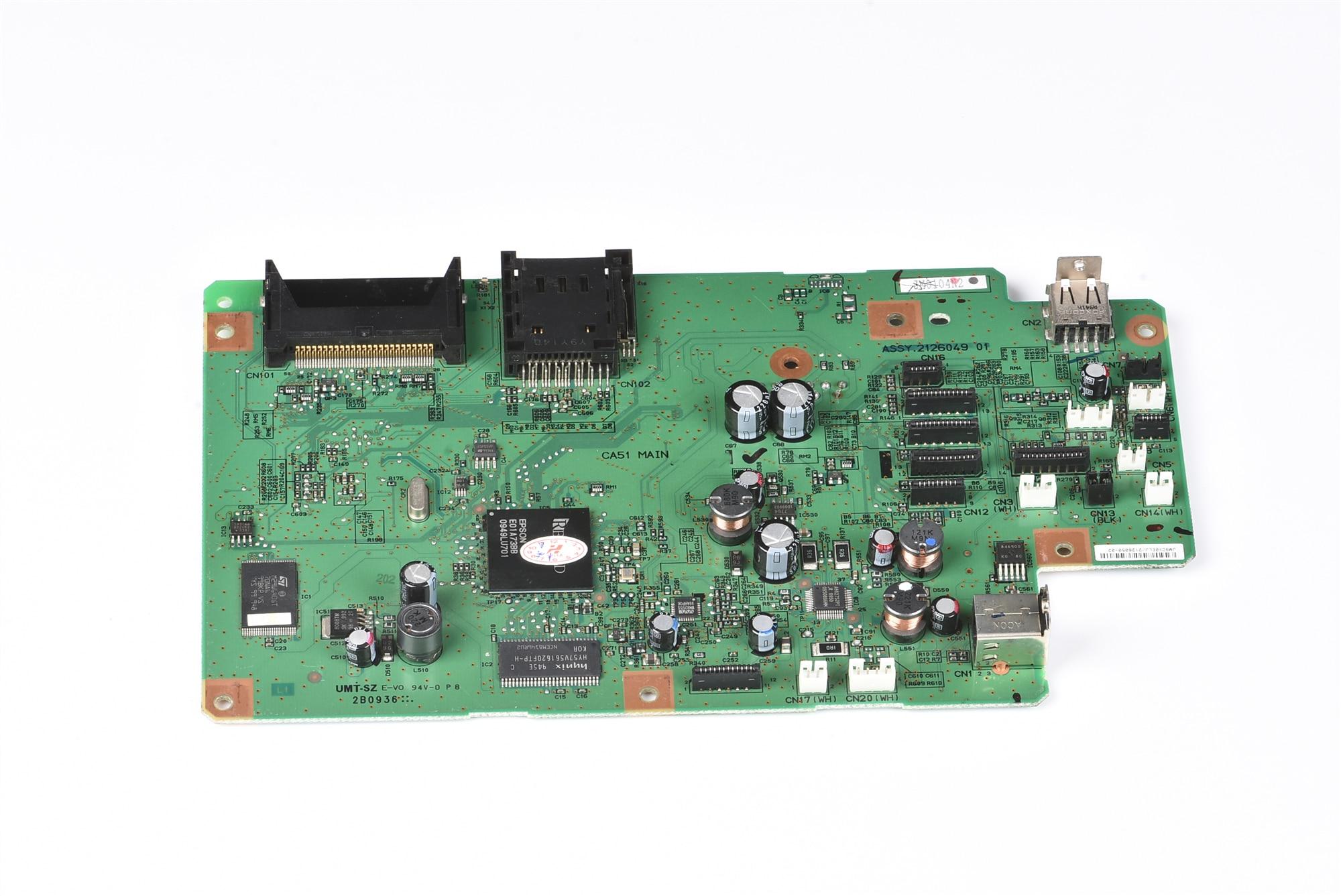 Placa madre formateadora logic Tablero Principal para impresora Epson TX650 PX650 EP-702A