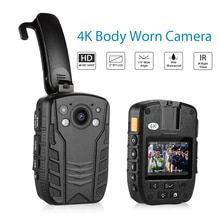Z6 Police Body Worn Camera 4K HD 1440P IR Night Vision Security Pocket Kamara 2 Inch Mini Camcorder