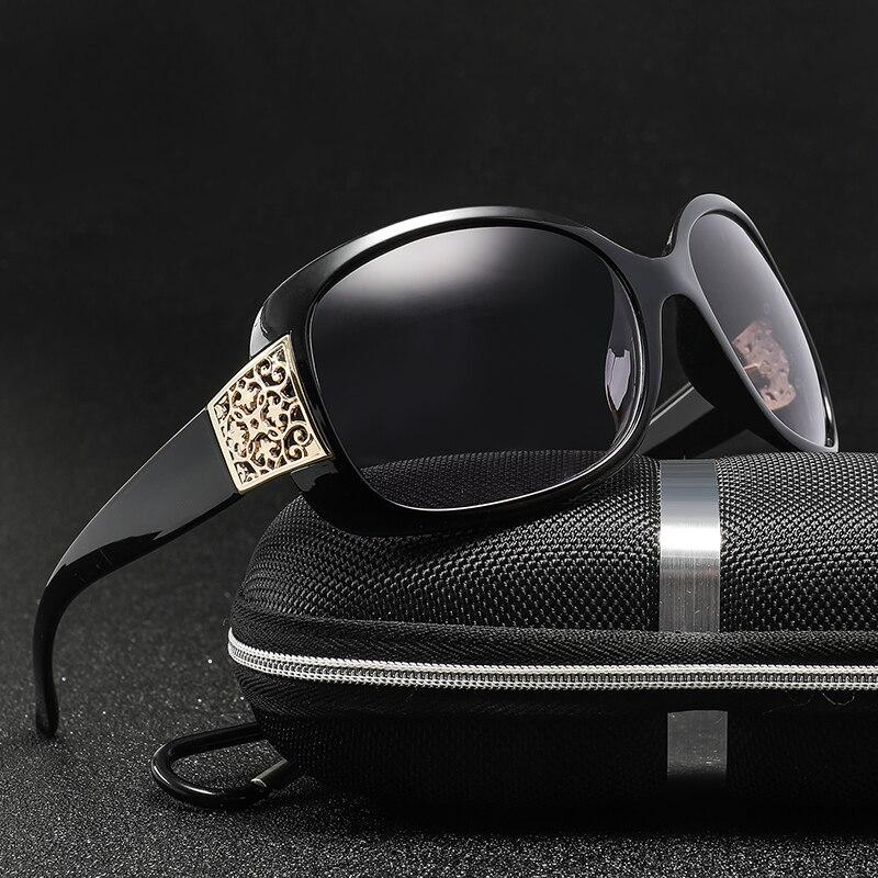 Top Oversized Black Sunglasses Fashion Women Large Size Big Retro Mirror Sun Glasses for women Lady
