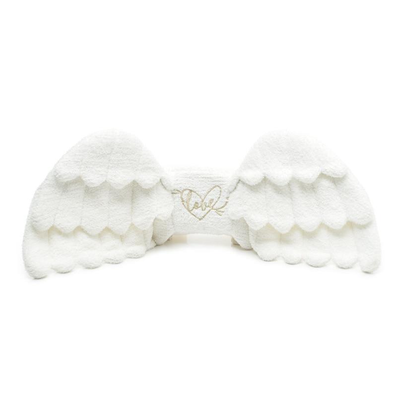 Plush Angel Wings Shape Plush Backpack Toy Japanese Stlye Baby Toys Bag Sundry Bag Kids Clothing Accessories