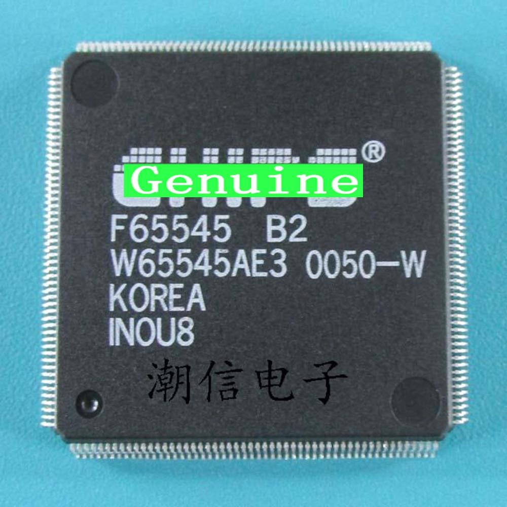 5pcs/lot F65545B2 F65545 B2 QFP-208 New Original Genuine IC Chip