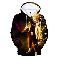 spring and autumn new mens and womens hoodies 3d printing childrens cartoon anime fashion pullover sweatshirt coat