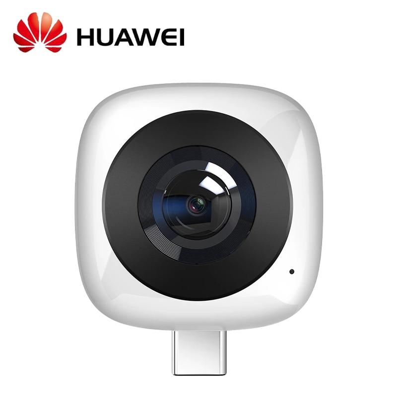 Huawei Panoramic Camera 360 Camera Wide-Angle Action Camera 360° Video Camera Smartphone Camera 4K Professional-Grade Lens