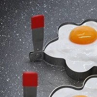 egg maker mold pancake maker mold non stick stainless steel egg cooking ring frying egg mold kitchen accessories gadget egg tool