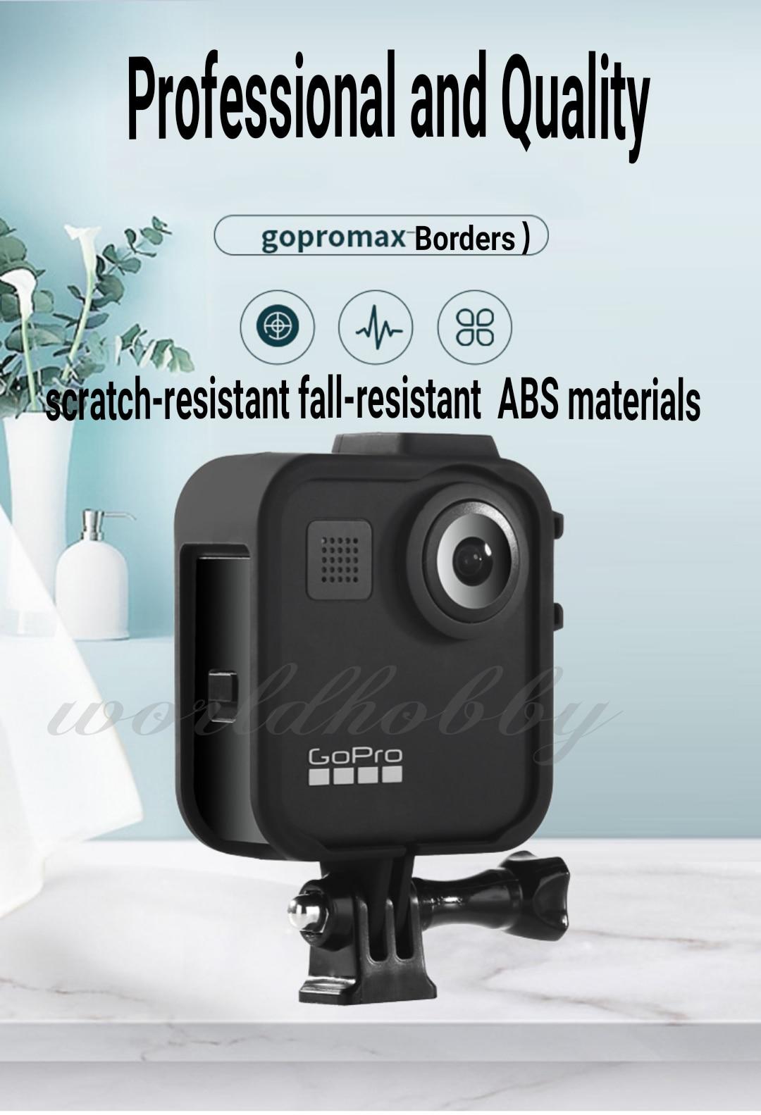 Gopro max sports camera host border Plastic protection box